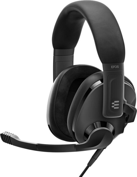 EPOS H3, černá