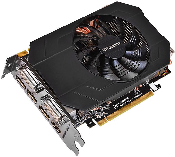 GIGABYTE GTX 970 MINI Gaming 4GB