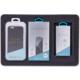 EPICO 3in1 BLACK EDITION iPhone 6/6S - Case Matt + Cable MFI + Glass