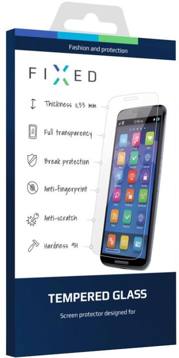 FIXED ochranné tvrzené sklo pro HTC One A9s, 0.33 mm