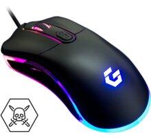 CZC.Gaming Assassin, herní myš, tichá