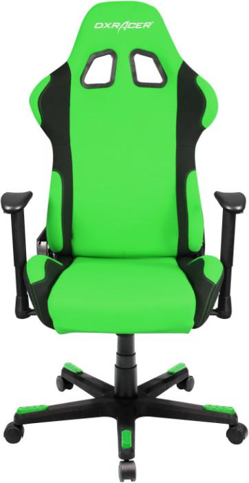 DXRacer Formula OH/FD01/EN, zelená/černá