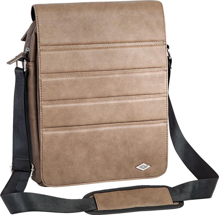 WEDO GoFashion Pro taška pro tablet, svislá, macchiato