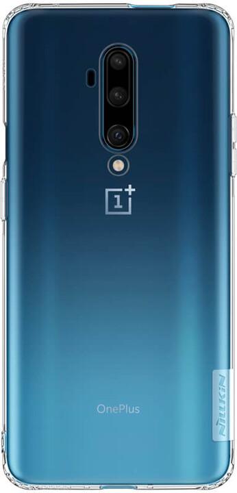 Nillkin Nature TPU pouzdro pro OnePlus 7T PRO, transparentní