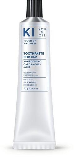 Zubní pasta You & Oil, afrodiziakální, pro muže, 70 g