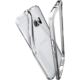 Spigen Neo Hybrid Crystal, satin silver- HTC 10