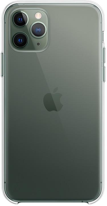 Apple kryt na iPhone 11 Pro, průhledný