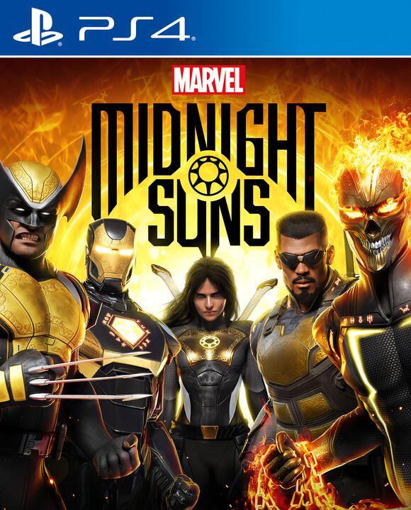 Marvel's Midnight Suns (PS4)