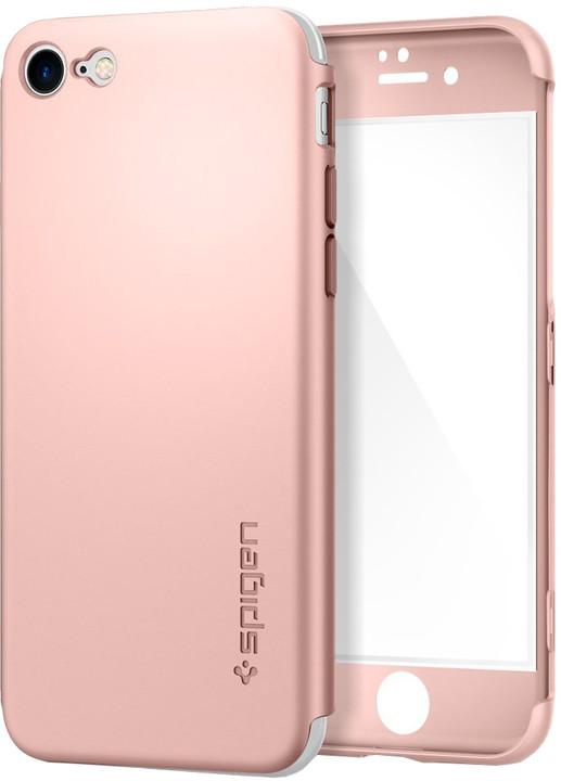 Spigen Air Fit 360 pro iPhone 7, rose gold