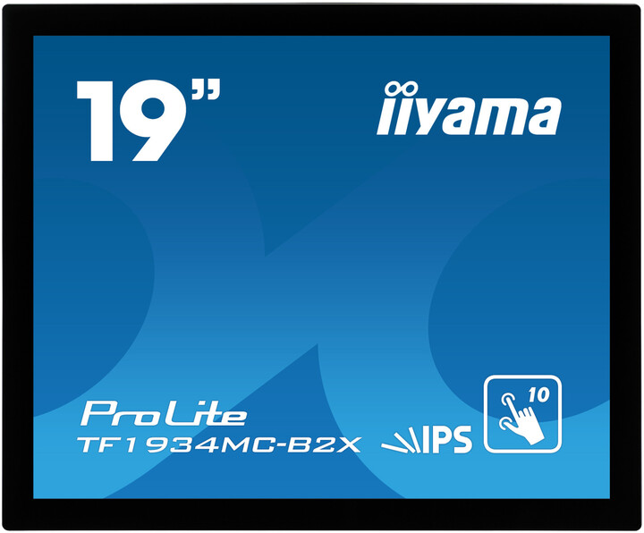 iiyama ProLite TF1934MC Touch - LED monitor 19""