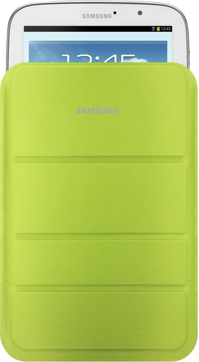 Samsung polohovací kapsa EF-SN510BG pro Note 8.0, zelená