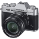 Fujifilm X-T30 + objektiv XF18-55 mm, stříbrná O2 TV Sport Pack na 3 měsíce (max. 1x na objednávku)