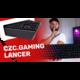 První relaxační recenze | Pedro testuje klávesnici CZC.Gaming Lancer