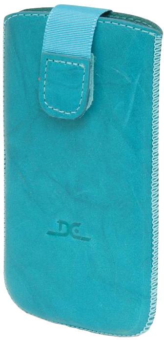"DC POUZDRO XXL (4,0"") T30 Protect Washed TYRKYSOVÉ (GALAXY S, S3mini, myPhone FUNKY)"