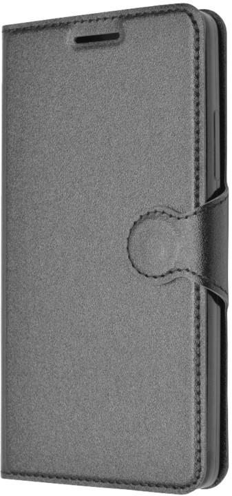 FIXED flipové pouzdro pro Lenovo A6000, černá