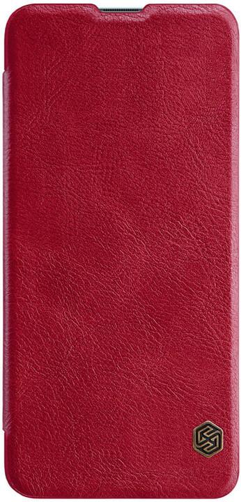Nillkin pouzdro Qin Book Pouzdro pro Xiaomi Poco F2 Pro, červená