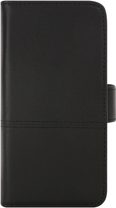 Holdit Wallet Case Apple iPhone 6s,7,8 - Black Leather