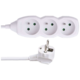 Emos prodlužovací kabel – 3 zásuvky, 3m, bílá
