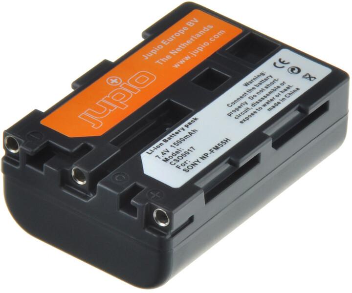 Jupio NP-FM55H akumulátor pro Sony
