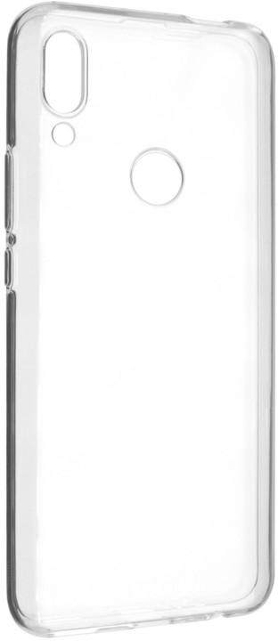 FIXED TPU gelové pouzdro pro Huawei P Smart Z, čiré