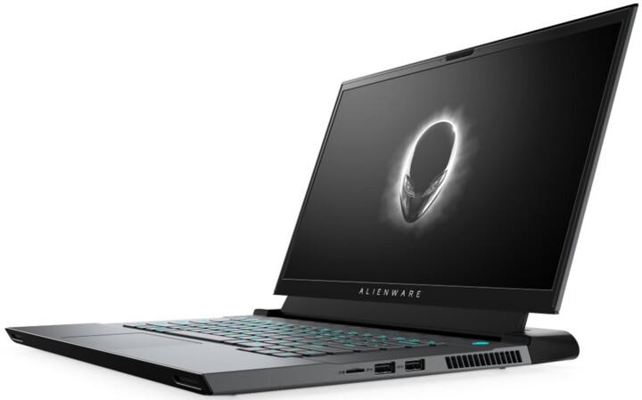 Dell Alienware m15 R3, černá