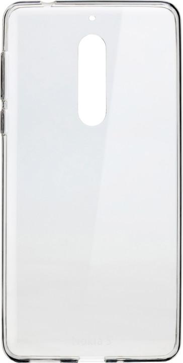 Nokia Slim Crystal Cover CC-102 for Nokia 5