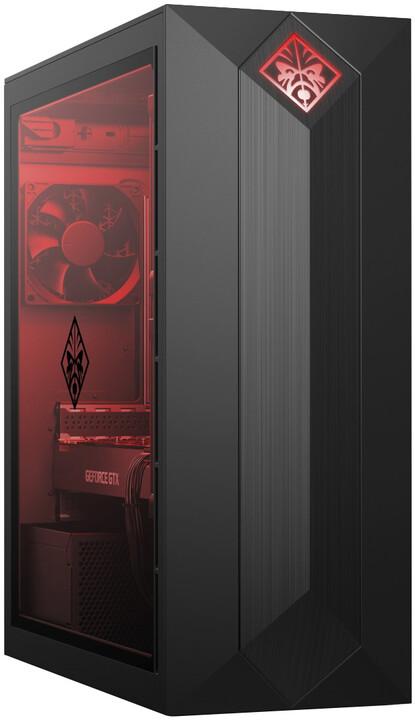 OMEN by HP Obelisk 875-1028nc, černá