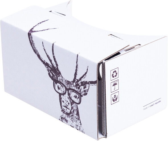 "PanoBoard ""The Deer Edition"" - Inspired by Google Cardboard"