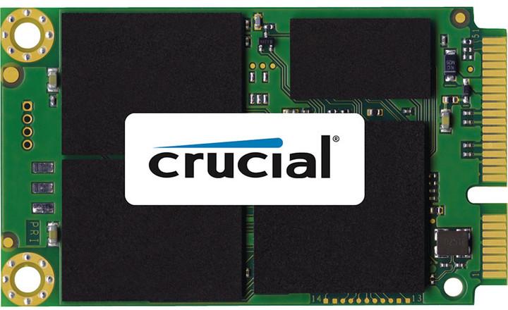 Crucial M500 (mSATA) - 240GB