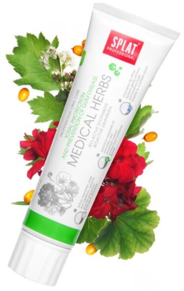 Zubní pasta SPLAT Medical Herbs, 100 ml