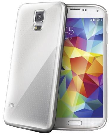 CELLY Gelskin pouzdro pro Galaxy S5, bezbarvé