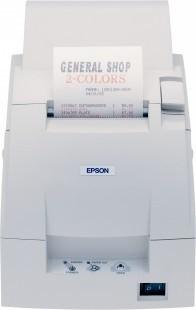 Epson TM-U220A-007, pokladní tiskárna, bílá