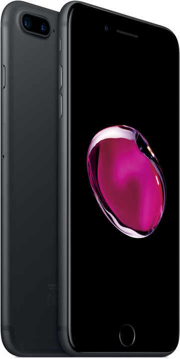 Apple iPhone 7 Plus, 128GB, černá
