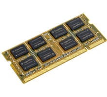 Evolveo Zeppelin GOLD 2GB DDR2 667 SO-DIMM CL 5 - 2G/667 SO EG