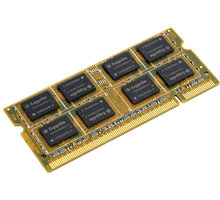 Evolveo Zeppelin GOLD 2GB DDR2 667 CL5 SO-DIMM CL 5 - 2G/667 SO EG