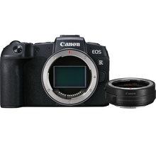 Canon EOS RP, tělo + EF-EOS R adaptér Ponožky se vzorem - velikost 38 - 42 v hodnotě 219 Kč + Získejte zpět 4 100 Kč po registraci