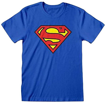Tričko DC Originals - Official Superman Shield (S)