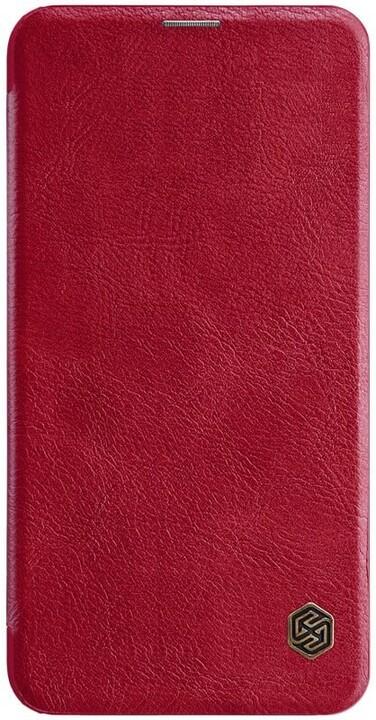 Nillkin Qin Book pouzdro pro Samsung Galaxy S10e, červená
