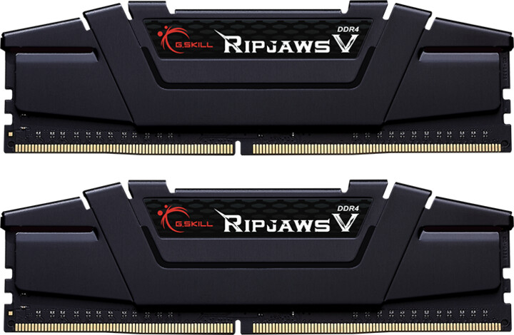 G.Skill RipJaws V 32GB (2x16GB) DDR4 3200
