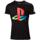 Tričko Playstation: Classic Logo And Colors (XL)