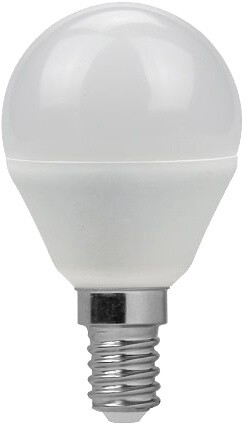 IMMAX E14/230V, G45, 5W, teplá bílá, 425lm