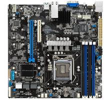 ASUS P11C-M/10G-2T - Intel C242 - 90SB07J0-M0UAY0 + 3 ks Poukázka OMV (v ceně 200 Kč) k ASUS