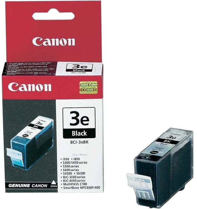 Canon BCI-3e Bk, černá