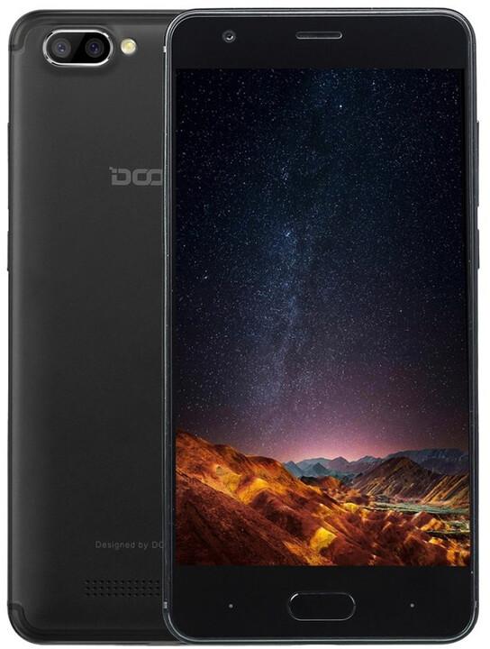 DOOGEE X20 - 16GB, černá