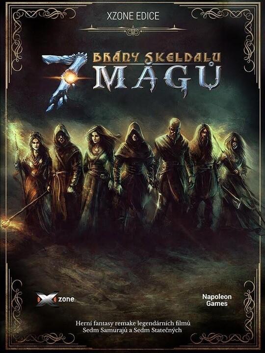 Brány Skeldalu: 7 mágů (PC)