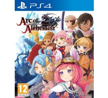 Arc of Alchemist (PS4) - 5060112432842