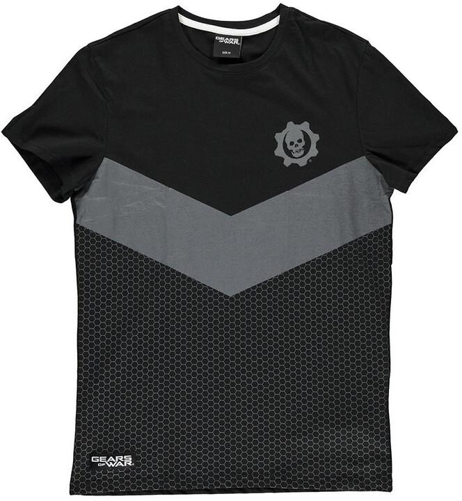 Tričko Gears of War - Tonal Colorblock (XL)