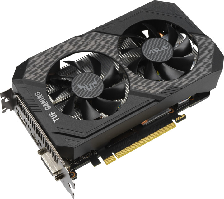 ASUS GeForce TUF-GTX1660S-O6G-GAMING, 6GB GDDR6