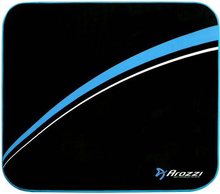 Arozzi Chair mat, černá/modrá
