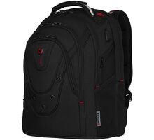 "WENGER BALLISTIC DELUXE - 16"" batoh na notebook, černý - 606493"